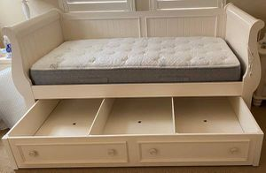 Twin Size Sleigh Bed with Trundle - Legacy Classic Kids for Sale in Dublin, CA