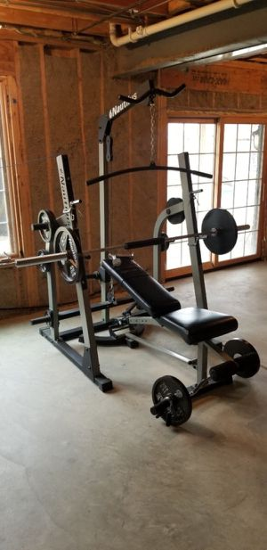 Nautilus weight set for Sale in Tacoma, WA