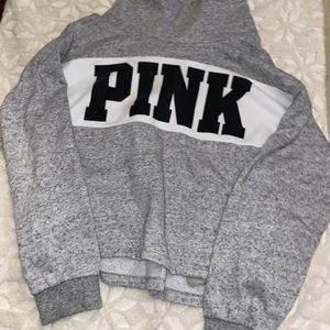 PINK hoodless- pull over hoodie for Sale in Philadelphia, PA