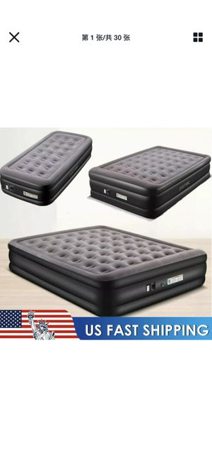 Twins Size Air Mattress Inflatable Bed Air bed for Sale in Montclair, CA
