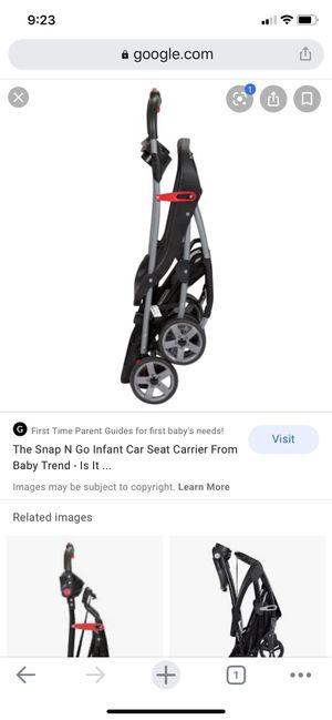 Snap & go Stroller for Sale in Fullerton, CA