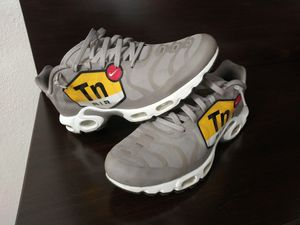Nike TN air max plus grey for Sale in Columbus, OH