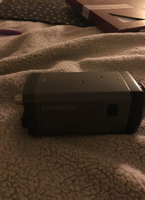 Samsung security camera for Sale in Rancho Cucamonga, CA