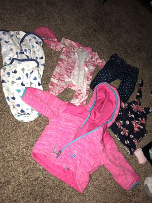 Brand new baby girl clothes for Sale in Bonney Lake, WA
