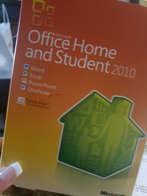 Microsoft Office 2010 for Sale in Orange, CA