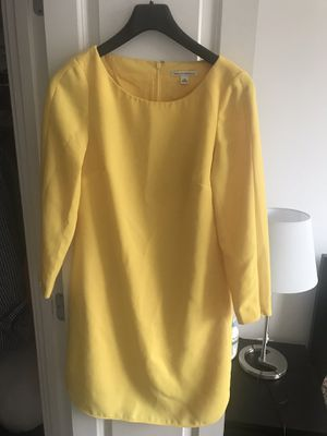 Banana Republic Yellow Dress for Sale in Washington, DC