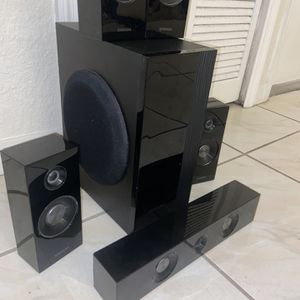 Samsung Home Theater Speakers for Sale in Miami, FL