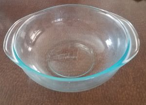 Pyrex Handled Glass Bowl for Sale in Avondale, AZ