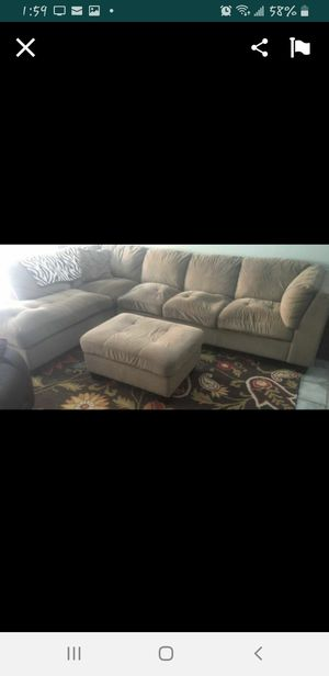 Sectional just bought from here, please read. for Sale in Phoenix, AZ