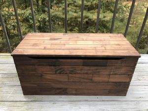 Wood Trunk for Sale in Spring Grove, PA