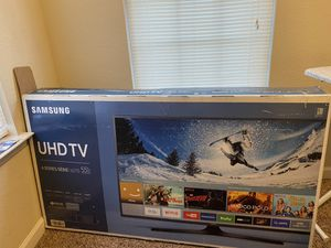 "Samsung 55"" 4K Smart TV for Sale in Chesapeake, VA"