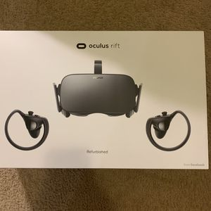 Oculus Rift for Sale in Murrieta, CA