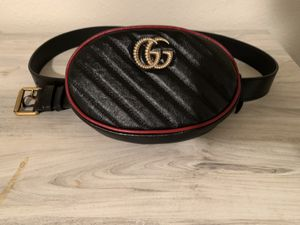 "Women's Gucci ""GG Marmont matelassé leather belt bag"" for Sale in Seattle, WA"