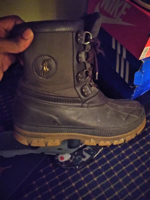 Sale:sz/12 polo boot water boot for Sale in Dover, DE