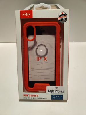 Zizo/ iPhone X/ Phone Case. for Sale in Los Angeles, CA