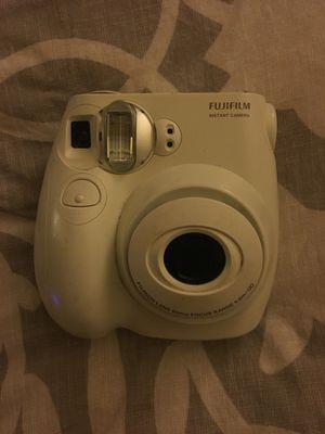 Fuji film instax mini 7s Polaroid camera for Sale in Cohasset, CA