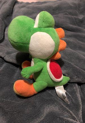 """8"""" Super Mario Yoshi Plush for Sale in Olympia, WA"""