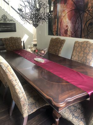 9 Piece Dining Room Set for Sale in Brentwood, CA