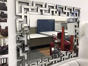 Versace mirror glam $40 for Sale in Houston, TX