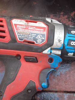 Milwaukee Drill Driver W/o Battery for Sale in Fremont,  CA