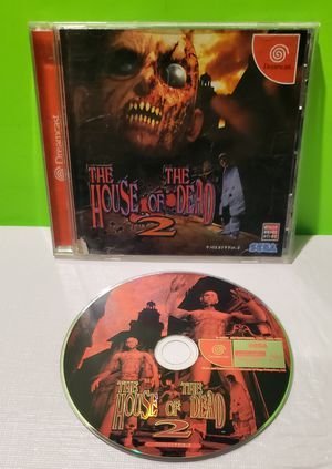 Sega Dreamcast IMPORT House of the Dead 2 (Japan) for Sale in Denver, PA