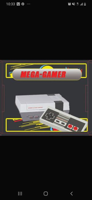 Mega Gamer Console. for Sale in San Diego, CA