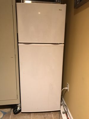 White Fridge for Sale in Silver Spring, MD