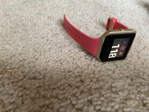 Fitbit blaze pink for Sale in Bellevue, WA