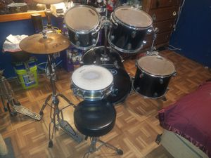 Pacific 5-PC Drum Set by Drum Workshop for Sale in Ontario, CA