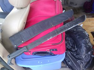 Ontario heavy duty machete for Sale in Lakeland, FL