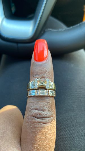 Wedding ring set for Sale in San Lorenzo, CA
