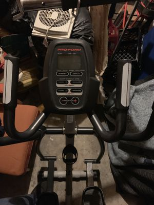 ProForm Recumbent Elliptical $125 obo (will deliver) for Sale in St. Louis, MO