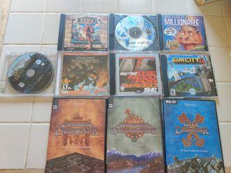 PC Games For Sale ! for Sale in Grandview,  WA