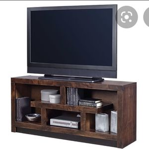 TV Stand 60in. Entertainment Console for Sale in Kent, WA