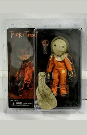 Neca Trick R Treat Sam Clothed Collectible Action Figure Toy for Sale in Chicago, IL