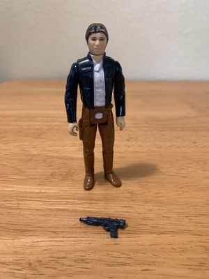 Star Wars Vintage Kenner Han Solo Bespin for Sale in Poway, CA