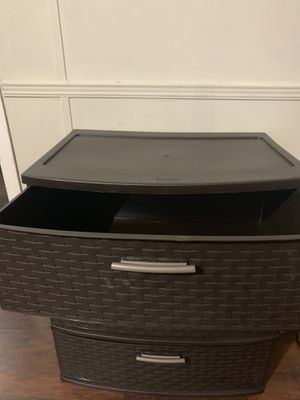 Plastic drawers for Sale in Kissimmee, FL