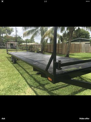 30 foot trailer for Sale in Fort Meade, FL