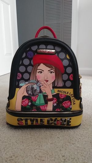 Nicole Lee Purse/Lunch bag for Sale in Indianapolis, IN