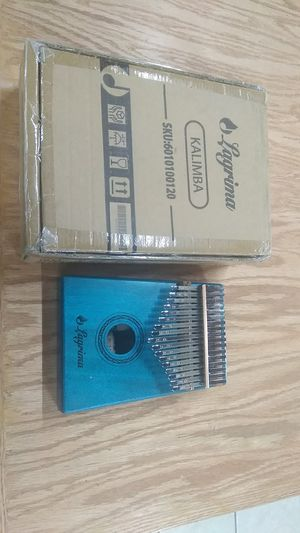 Kalimba model bs17k-bl for Sale in Indianapolis, IN