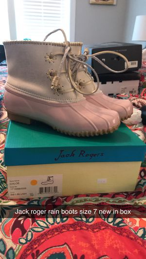 Jack Roger Duck boots NEW for Sale in Dunn, NC