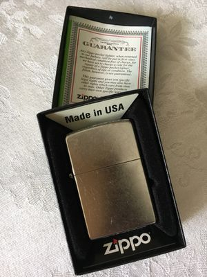 Zippo lighter for Sale in Pittsburgh, PA