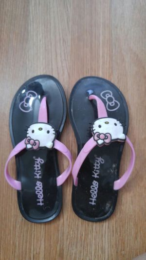 Hello kitty sandals for Sale in West Valley City, UT