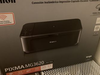 Canon Pixma MG3620 Wireless All In One Color Inkjet for Sale in New York,  NY