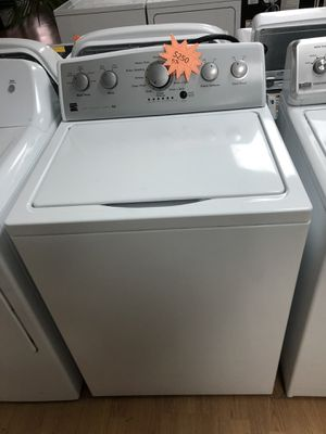 Kenmore white top load washer for Sale in Woodbridge, VA