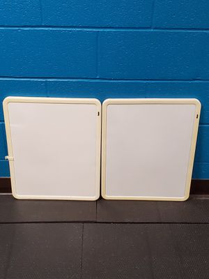 SMALL DRY/ERASE MESSAGE BOARDS (2 available) - firm price. for Sale in Arlington, VA