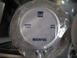 Dual marine speakers for Sale in Tulsa, OK