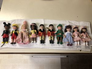 Miniature Madame Alexander Dolls for Sale in Edmonds, WA