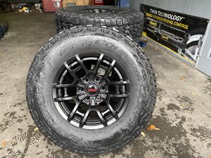 New TRD PRO Wheels and Tires for Sale in Hollywood, FL