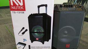 Nutek Bluetooth Speaker for Sale in Blue Island, IL
